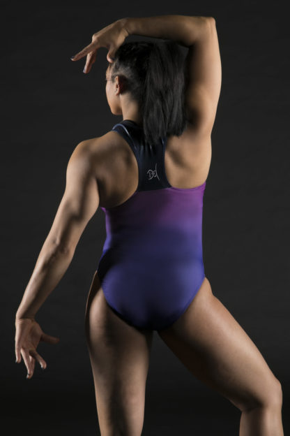 Hope Purple Leotard Double Downies