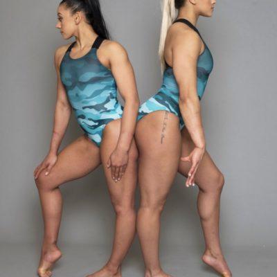 Resilience Recruit Leotard Double Downie Gymnastics